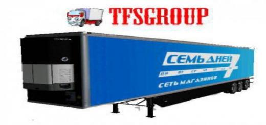 Photo of FS19 – Refrigerated Industrial Trailer Cemb Ahen V2