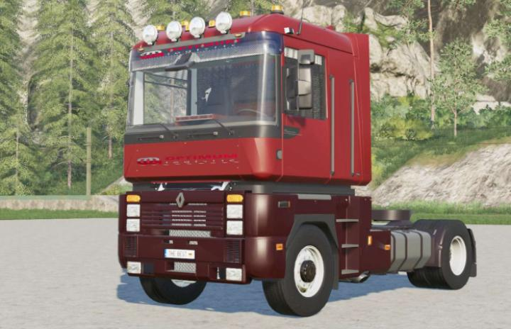 FS19 - Renault Magnum Truck