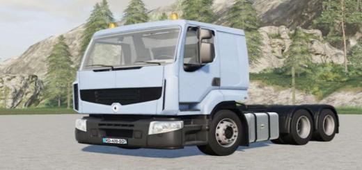 Photo of FS19 – Renault Premium Truck