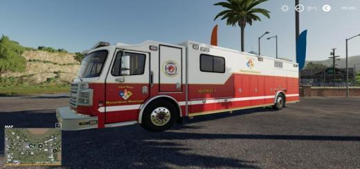 Photo of FS19 – Rosenbauer Hazmat Response Team V1