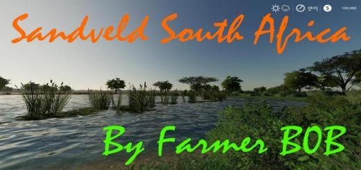 Photo of FS19 – Sandveld South Africa V004