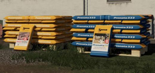 Photo of FS19 – Sano Pallets Pack V1