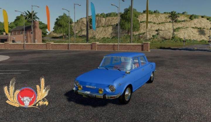 FS19 - Skoda 100L V1