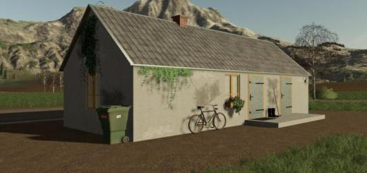 Photo of FS19 – Small House In Polish Style V1.0.1.0