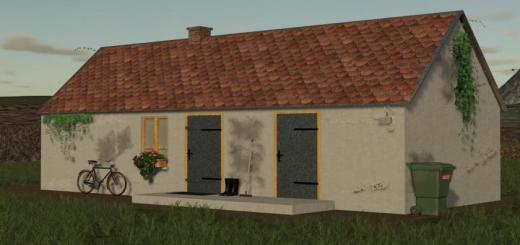 Photo of FS19 – Small House In Polish Style V1