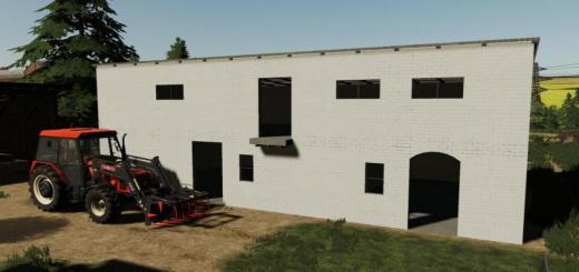 Photo of FS19 – Small Warehouse V1