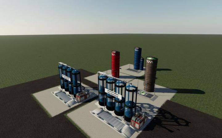 FS19 - Standard Towers V2.5