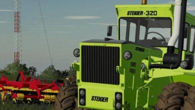 Photo of FS19 – Steiger Series ll Turbo Tiger Update V1.0