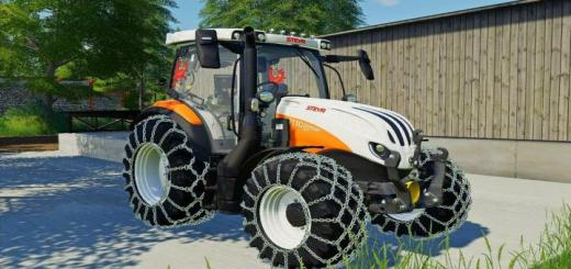 Photo of FS19 – Steyr Expert Cvt V1