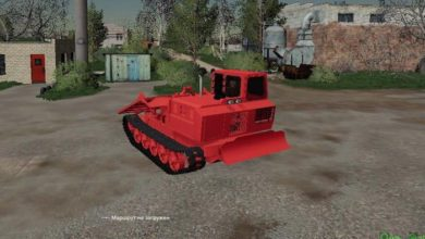 Photo of FS19 – TDT-55 V1.2.1
