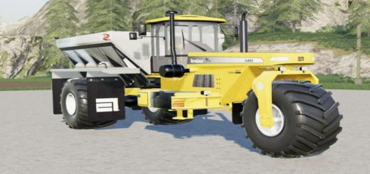 Photo of FS19 – Terragator 6203