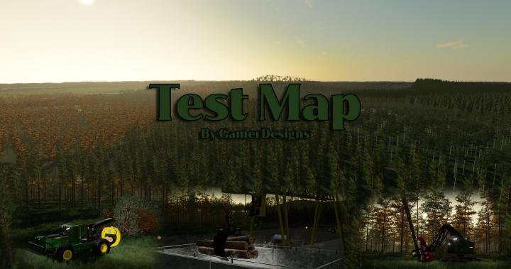FS19 - Test Map V1