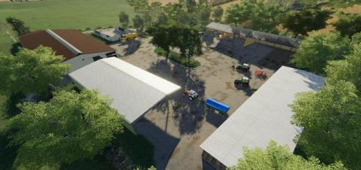 Photo of FS19 – The Angevin Countryside Map V2.1