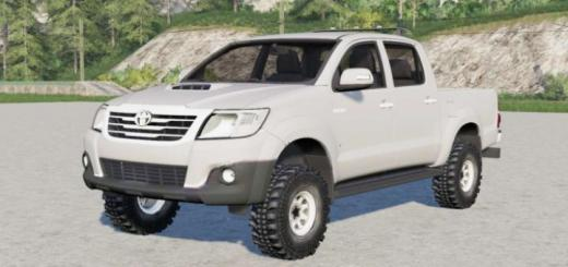 Photo of FS19 – Toyota Hilux Double Cab 2011