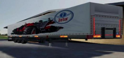Photo of FS19 – Trailer Autoload Multiple Zetor V2