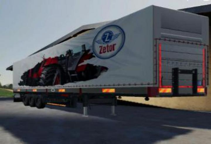 FS19 - Trailer Autoload Multiple Zetor V2