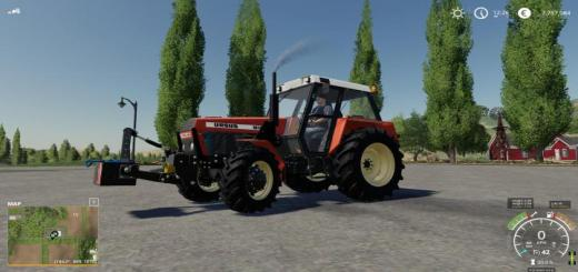 Photo of FS19 – Ursus 4Cly 4X4 V1.2