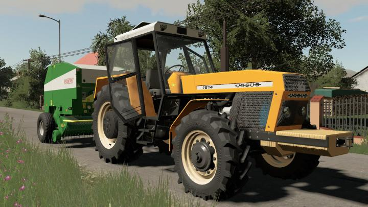 FS19 - Ursus 6Cyl 4X4 And 2X4 V1.0.2