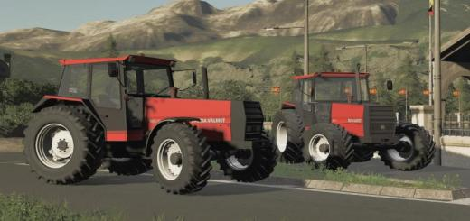 Photo of FS19 – Valtra Valmet 1180S V3