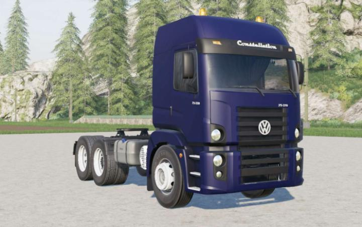 FS19 - Volkswagen Constellation 25-370 2006