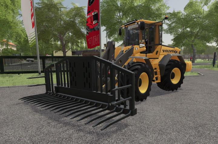 FS19 - Volvo L60-L90 With Tools V5.2