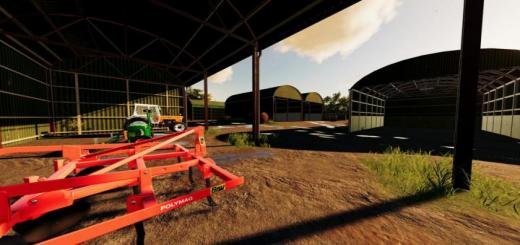 Photo of FS19 – Welcome To Oak Hill Map V1