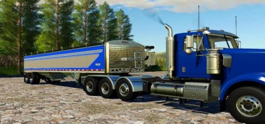 Photo of FS19 – Wilson Pacesetter Trailer V1