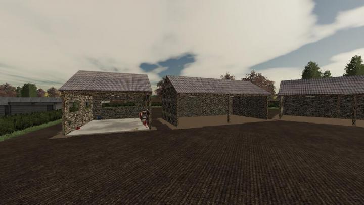 FS19 - Wyther Farms Shed Pack V1