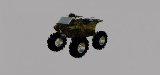 Photo of FS19 – Yamaha Grizzly Highlifter V2