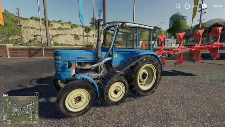 FS19 - Zetor 4016 V1