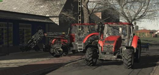 Photo of FS19 – Zetor Forterra 11411-11741 Update V1