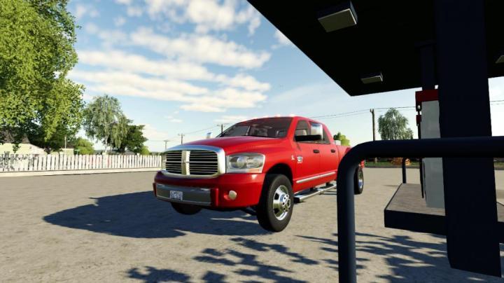 FS19 - 2007 Dodge 3500 Megacab V1