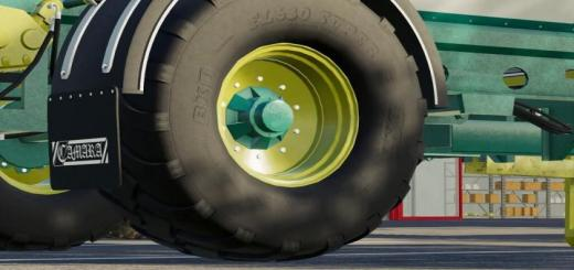 Photo of FS19 – Adr Axle Hubs V1