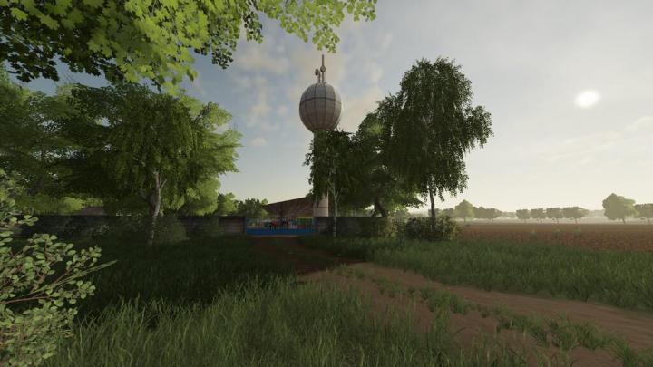 FS19 - Agrar Tsz Map V1