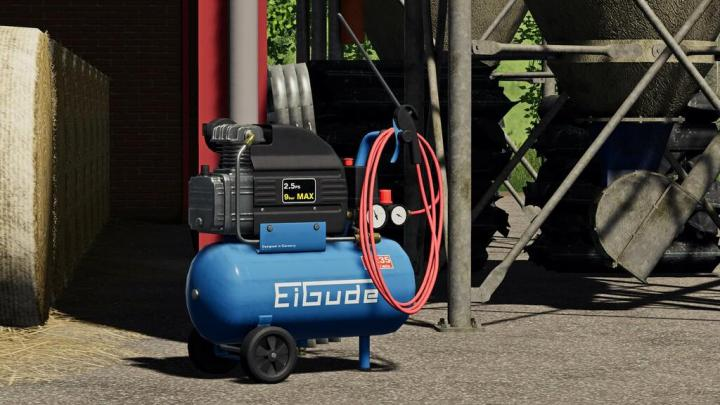 FS19 - Air Compressor V1