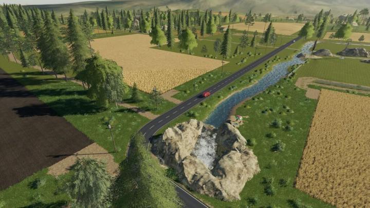 FS19 - Almosta Farm Map V1