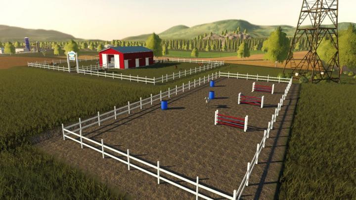 FS19 - American Horse Ranch V1