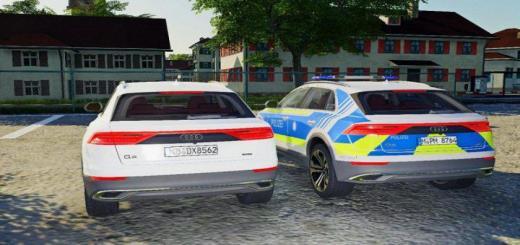 Photo of FS19 – Audi Q8 2019 Pack V1