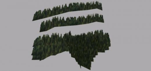 Photo of FS19 – Background Tree Arrays V1