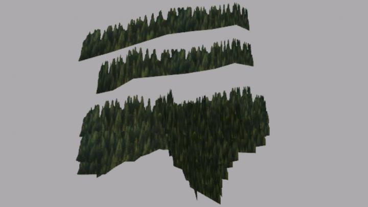 FS19 - Background Tree Arrays V1
