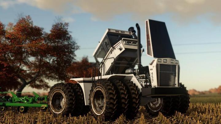 FS19 - Big Bud 450 1990 V1