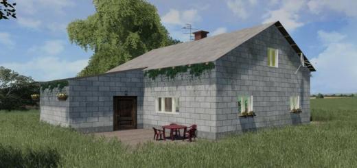 Photo of FS19 – Block House V1