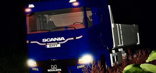 Photo of FS19 – Bmt Scania Tipper 6X4 V2