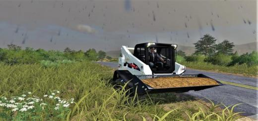 Photo of FS19 – Bobcat T870 Skid Steer V1