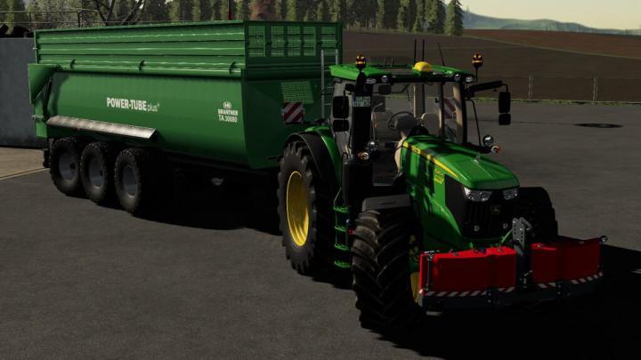 FS19 - Brantner Ta 30800 V1