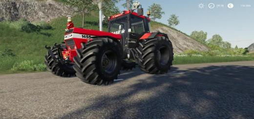 Photo of FS19 – Case 1455 Xl Tractor V1