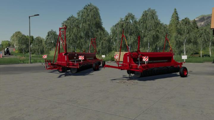 FS19 - Case International 6200 Pack V1