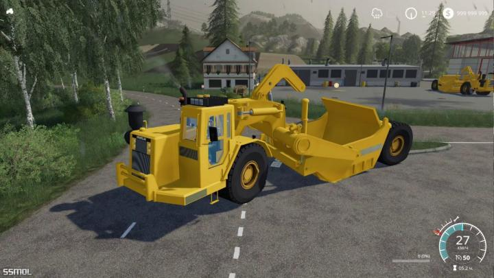 FS19 - Cat 631D Pack V2