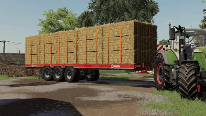 FS19 - Chevance Koloss 320 V1