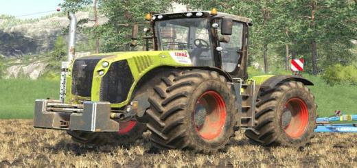 Photo of FS19 – Claas Xerion 4000/5000 Series V1.1